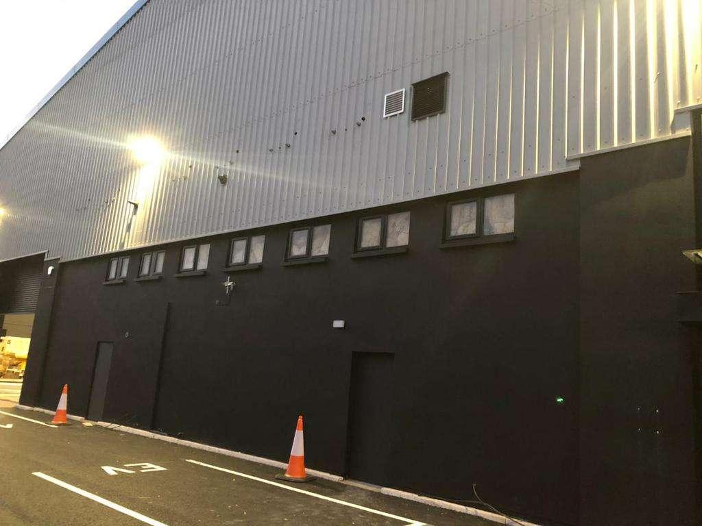 cladding panel repairs | CJ Coatings Nationwide