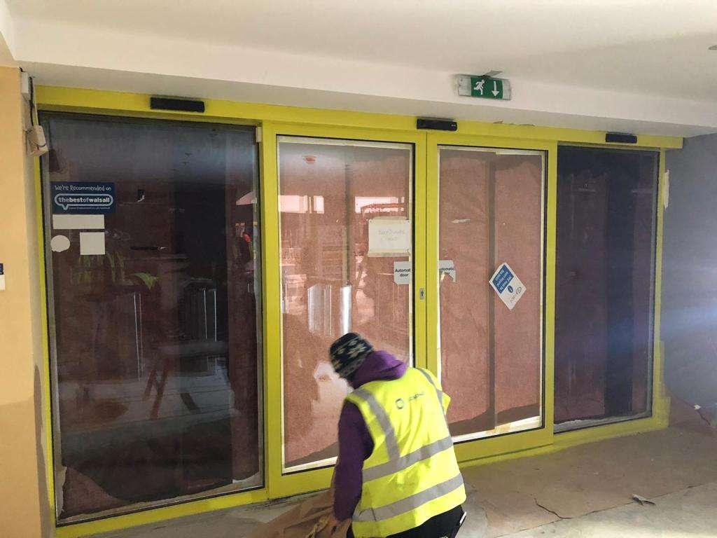 on site repairs | CJ Coatings Nationwide