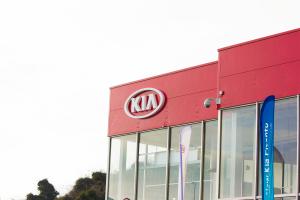 KIA Motors Spraying