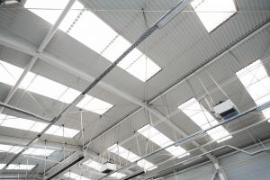 Roof Light Restoration
